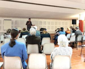 Conférence Foix