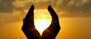Healing hands-bandeau