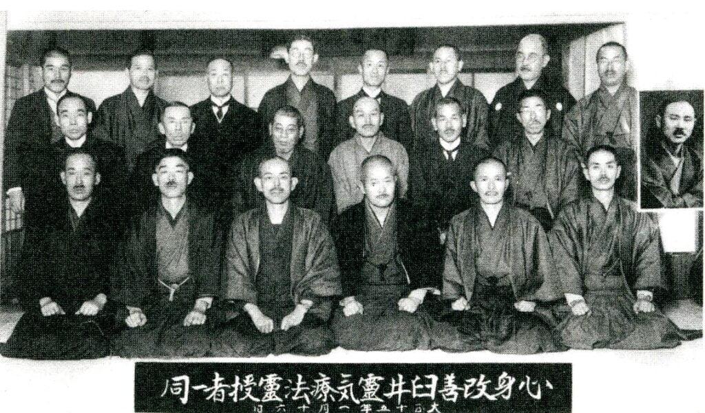 Formation Reiki Usui